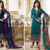 Celebrity Salwar Suits