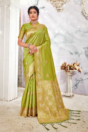Liril Soft Silk Saree with Blouse