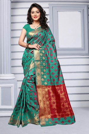 Rama Silk Saree