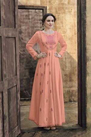 Fenta Rayon Gown
