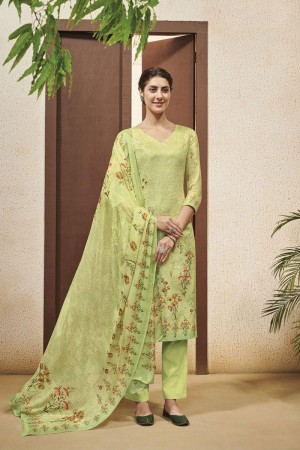 Liril Cotton Satin Salwar Kameez