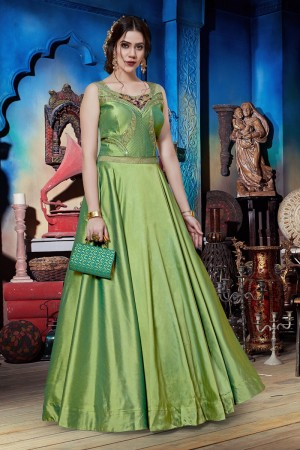 Liril Soft Silk Gown