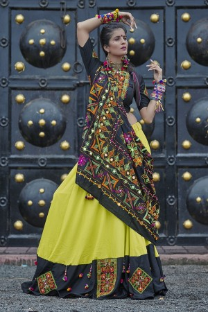 Liril Soft Cotton Lehenga Choli
