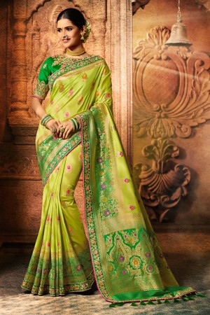 Liril Silk Saree with Blouse
