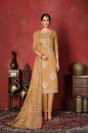 Merigold Modal Cotton Salwar Kameez