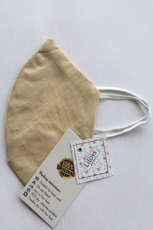 Chiku Cotton Mask