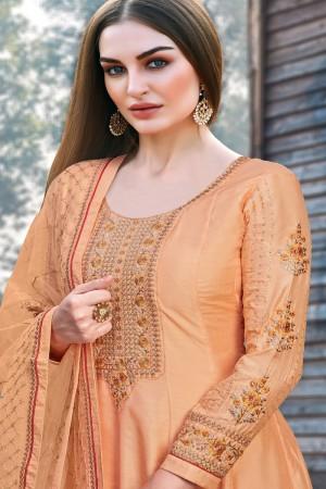 Fenta Dola Silk Salwar Kameez