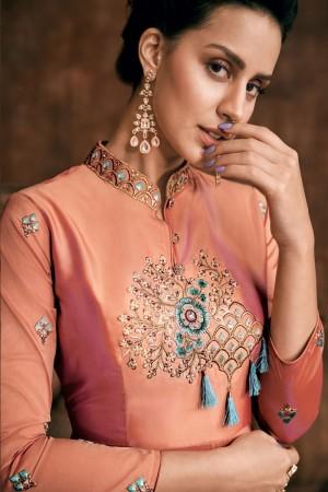 Fenta Heavy Soft Silk Salwar Kameez