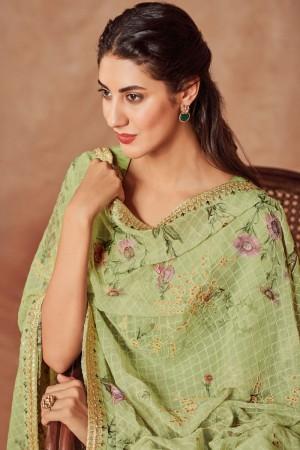Liril Dola Silk Jacquard Salwar Kameez
