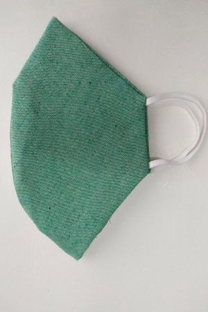 Light Green Cotton Mask